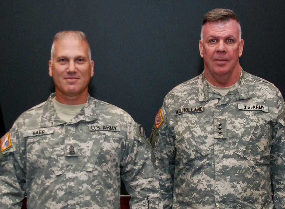 CSM Baer and Mullhulland